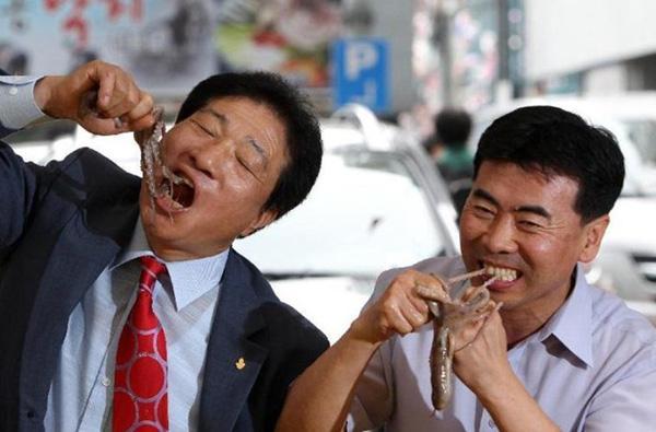 4 món đặc sản châu Á phải ăn sống, nuốt tươi, Việt Nam cũng góp mặt 1 món-10