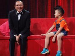 MC Lại Văn Sâm 'đứng hình' trước cậu bé 6 tuổi có tài 'bắn' tiếng Anh như... tiếng Thái