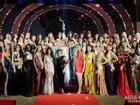 Huyền My lạc lõng giữa dàn thí sinh hoa hậu hát 'Despacito'
