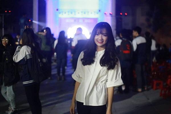 Lạc vào động tiên toàn gái đẹp của trường THPT Chuyên Đại học Vinh-11
