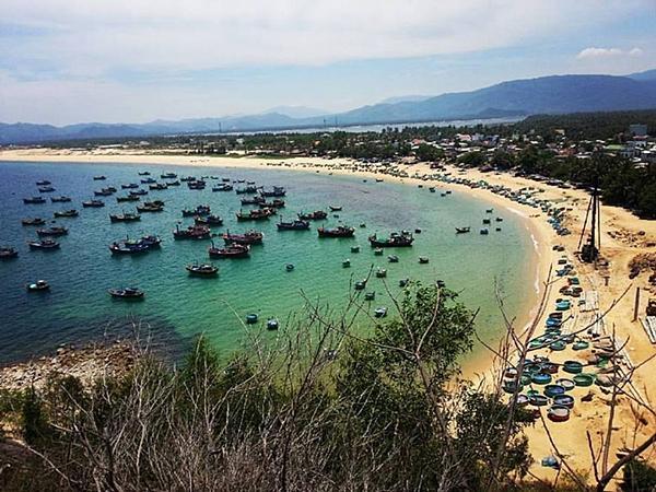 Mục sở thị làng chài đẹp nhất Nam Trung Bộ-1
