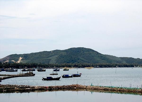Mục sở thị làng chài đẹp nhất Nam Trung Bộ-11