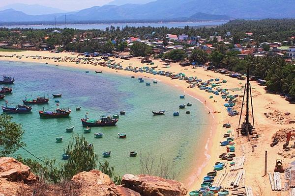 Mục sở thị làng chài đẹp nhất Nam Trung Bộ-4