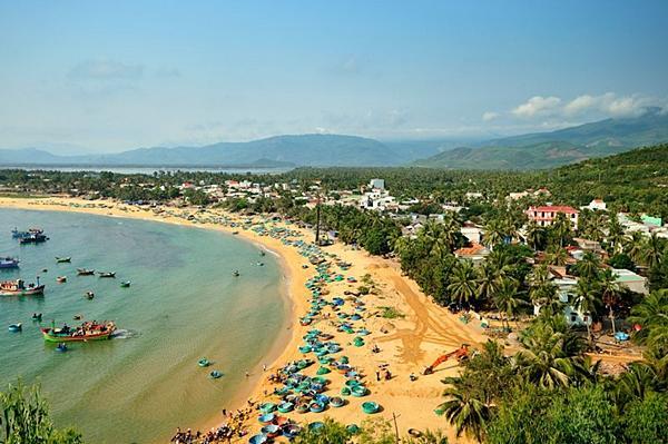 Mục sở thị làng chài đẹp nhất Nam Trung Bộ-5