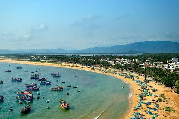 Mục sở thị làng chài đẹp nhất Nam Trung Bộ-7