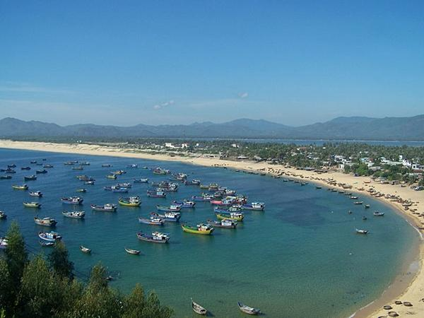 Mục sở thị làng chài đẹp nhất Nam Trung Bộ-8