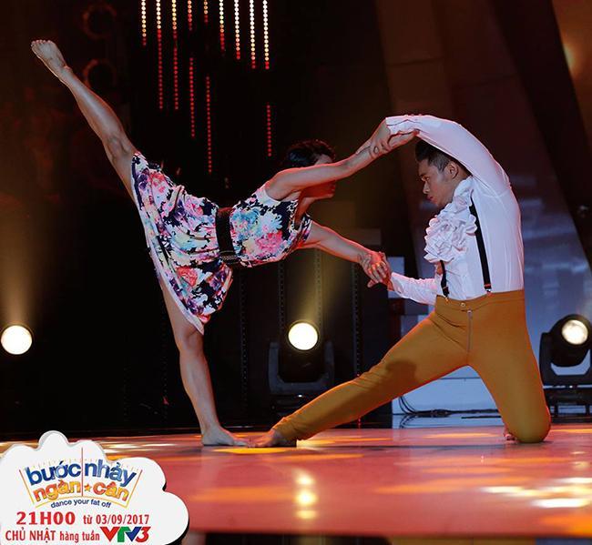 Bước nhảy ngàn cân tập 6: Thanh Huyền lột xác ấn tượng