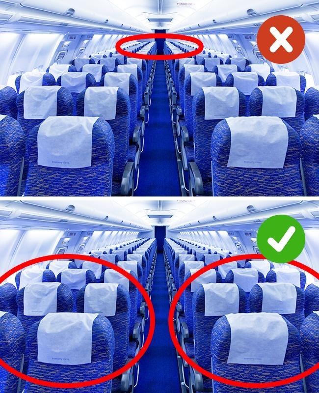 Những thói quen tuyệt đối nên tránh khi đi máy bay-5