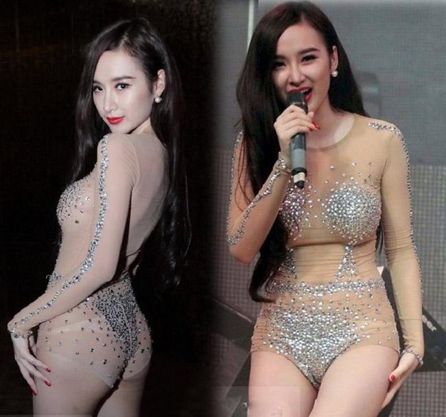 Đồ diễn như bikini của ca sĩ Việt: Sao cho hết phản cảm?-5