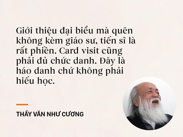 Những câu nói sống mãi trong trái tim mọi thế hệ học trò của thầy Văn Như Cương-6