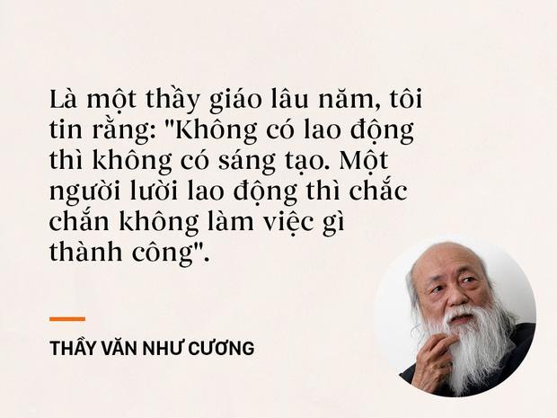 Những câu nói sống mãi trong trái tim mọi thế hệ học trò của thầy Văn Như Cương-8