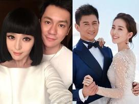 Ai thích giấu thì tùy, những cặp tình nhân Hoa ngữ này vẫn tự nguyện công khai yêu đương