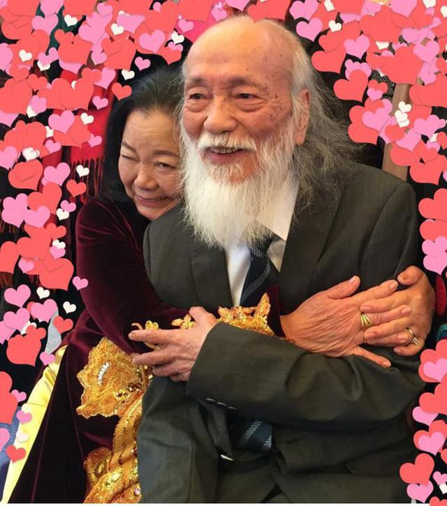 Giáo sư Văn Như Cương và chuyện tình ông bà anh khiến triệu người ngưỡng mộ-2