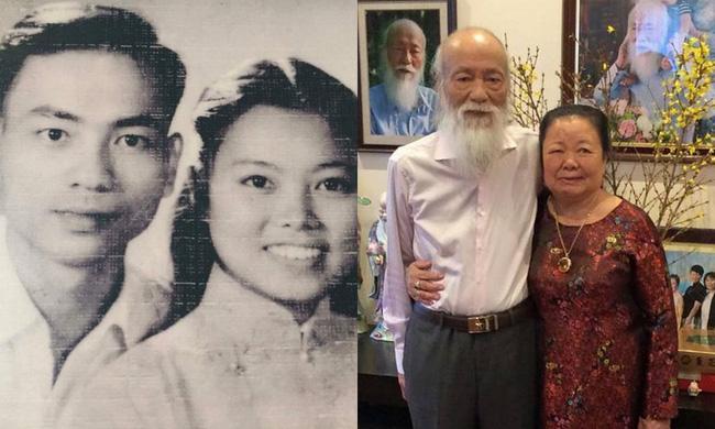 Giáo sư Văn Như Cương và chuyện tình ông bà anh khiến triệu người ngưỡng mộ-1