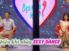 Hoảng với anh chàng thích nhảy 'sexy dance' khi tắm khiến bạn gái 'hết hồn'