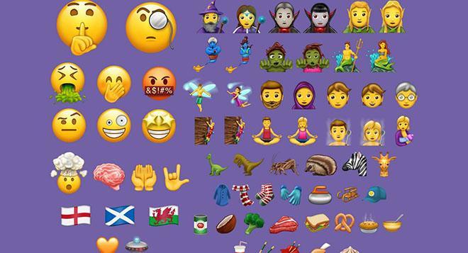 Chiêm ngưỡng hàng trăm emoji mới sẽ đến với iOS 11.1-1