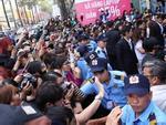 Hơn 100 vệ sĩ sẽ túc trực bảo vệ T-ara sau pha chen lấn, giật tóc năm 2015 tại Việt Nam