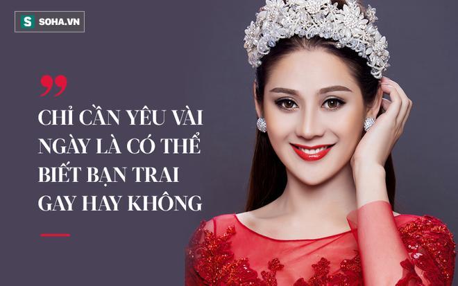 Lâm Khánh Chi: Có thể do Xuân Lan yêu quá nên không tin bạn trai mình gay-1
