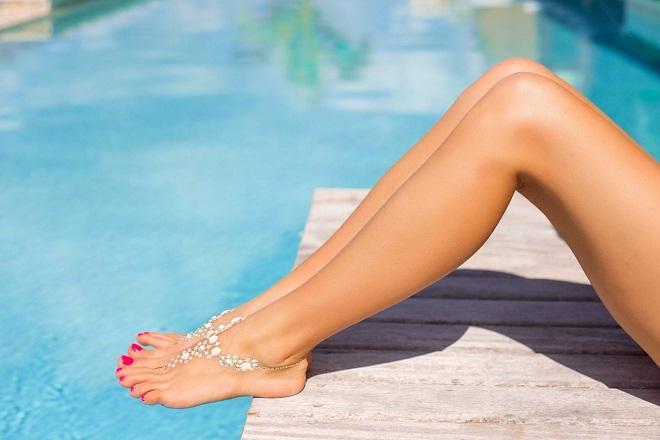Cạo lông chân sẽ khiến lông dày và đen hơn: đúng hay sai?-4