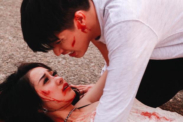 Sau bao ngày chờ đợi, Noo Phước Thịnh cũng đã tung trailer MV máu me đầy kịch tính và gây tò mò-4