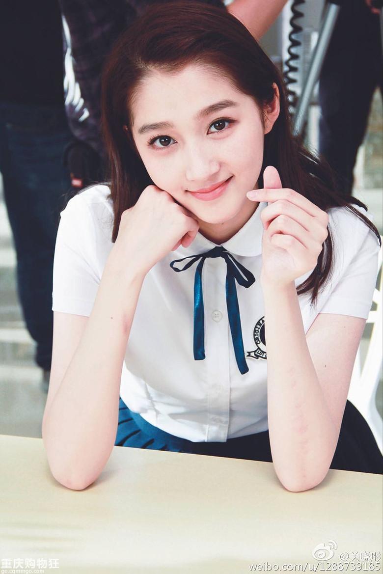 Bạn gái Luhan đang được tìm kiếm nhiều nhất Trung Quốc-9