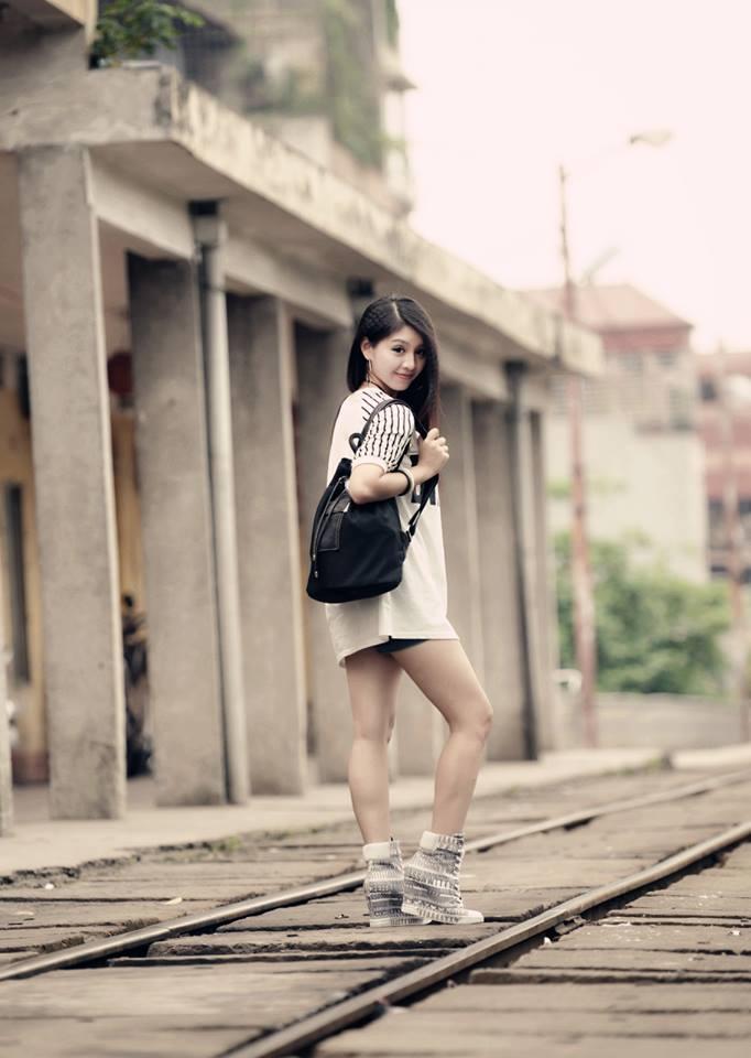 Hoa hậu Hoàn vũ Việt Nam tập 2: Nhan sắc của Lê Thanh Tú