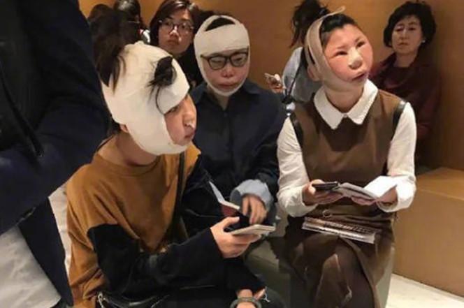 Ham hố sang Hàn Quốc phẫu thuật thẩm mỹ, 3 cô gái bị kẹt tại sân bay vì khuôn mặt biến dạng-1