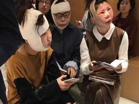 Ham hố sang Hàn Quốc phẫu thuật thẩm mỹ, 3 cô gái bị kẹt tại sân bay vì khuôn mặt biến dạng