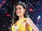Huyền My trượt top 10 thí sinh được bình chọn nhiều nhất tại Miss Grand 2017