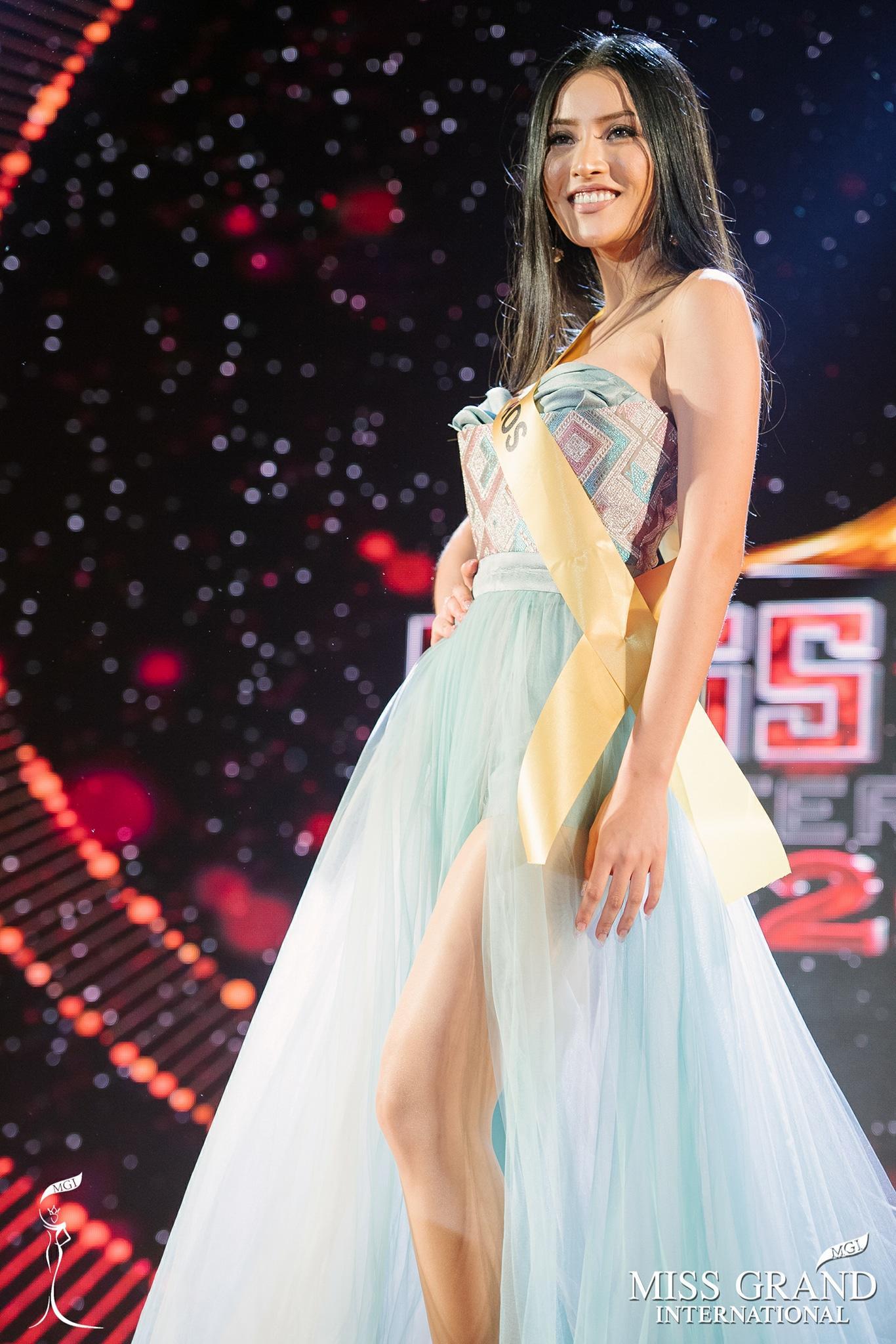 Huyền My trượt top 10 thí sinh được bình chọn nhiều nhất tại Miss Grand 2017-5