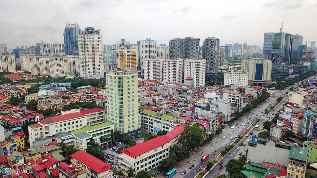 Ngắm diện mạo mới của Hà Nội nhìn từ trên cao-14
