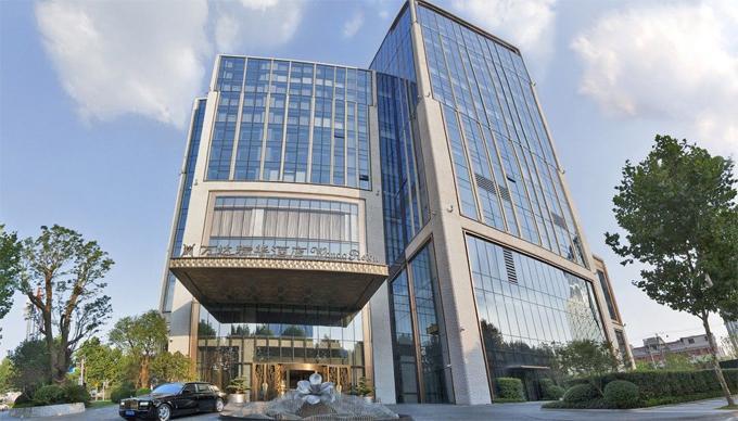 Khách sạn 7 sao đầu tiên ở Thượng Hải chỉ dành cho khách thượng lưu-1
