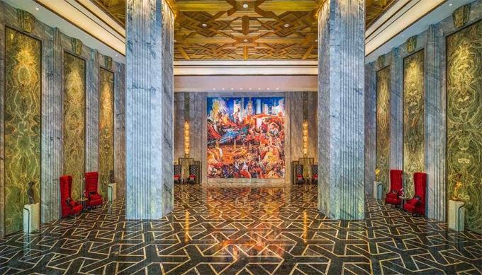 Khách sạn 7 sao đầu tiên ở Thượng Hải chỉ dành cho khách thượng lưu-4