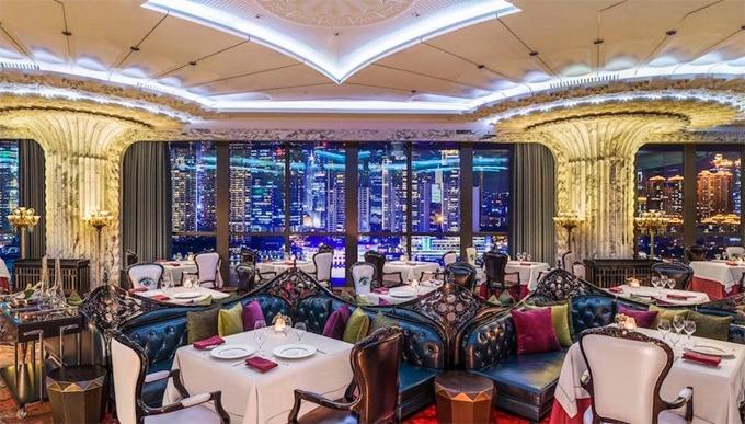 Khách sạn 7 sao đầu tiên ở Thượng Hải chỉ dành cho khách thượng lưu-5