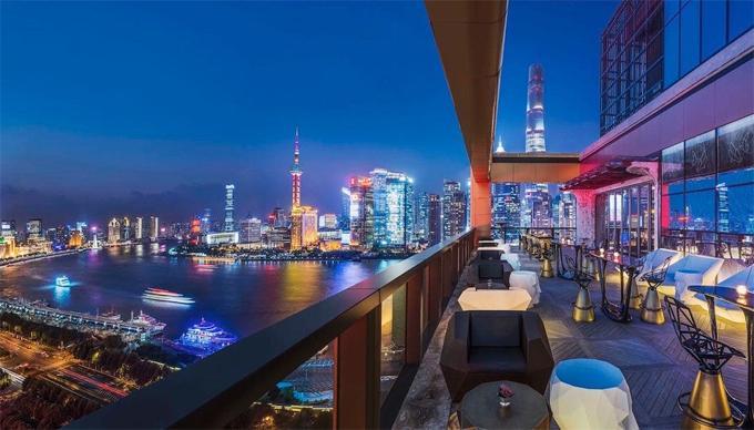 Khách sạn 7 sao đầu tiên ở Thượng Hải chỉ dành cho khách thượng lưu-8