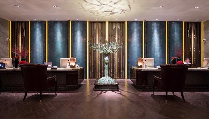 Khách sạn 7 sao đầu tiên ở Thượng Hải chỉ dành cho khách thượng lưu-10