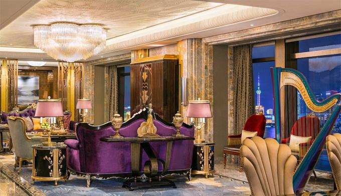 Khách sạn 7 sao đầu tiên ở Thượng Hải chỉ dành cho khách thượng lưu-11