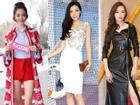 Những mỹ nhân Hoa ngữ 'cao lênh khênh' khiến bạn diễn nam hoảng sợ
