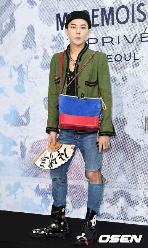 G-Dragon gây sốc vì gầy đáng báo động, bị tố lạm dụng thẩm mỹ đến mức mặt biến dạng-4