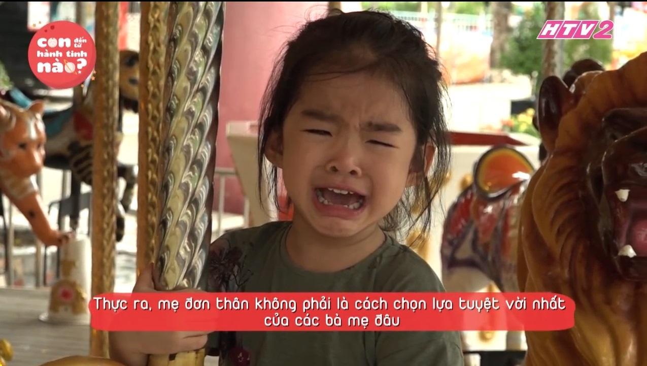 Xuân Lan nhói tim bật khóc khi con gái hỏi: Mẹ ơi, sao bố bỏ con?-5