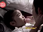 Xuân Lan nhói tim bật khóc khi con gái hỏi: 'Mẹ ơi, sao bố bỏ con?'
