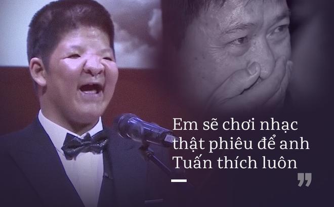 Đồng loạt nghệ sĩ lên tiếng khi diễn viên Quốc Tuấn bị gọi là Chí Phèo, đi đâu cũng khóc-3