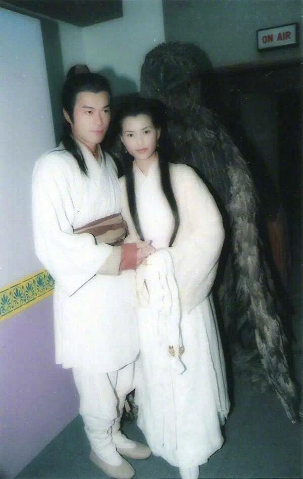 Ảnh hậu trường chưa từng tiết lộ của Thần điêu đại hiệp 1995-3