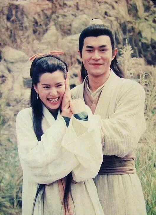 Ảnh hậu trường chưa từng tiết lộ của Thần điêu đại hiệp 1995-4