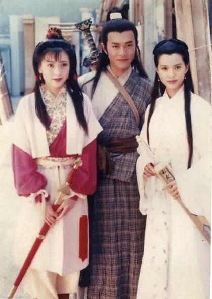 Ảnh hậu trường chưa từng tiết lộ của Thần điêu đại hiệp 1995-5