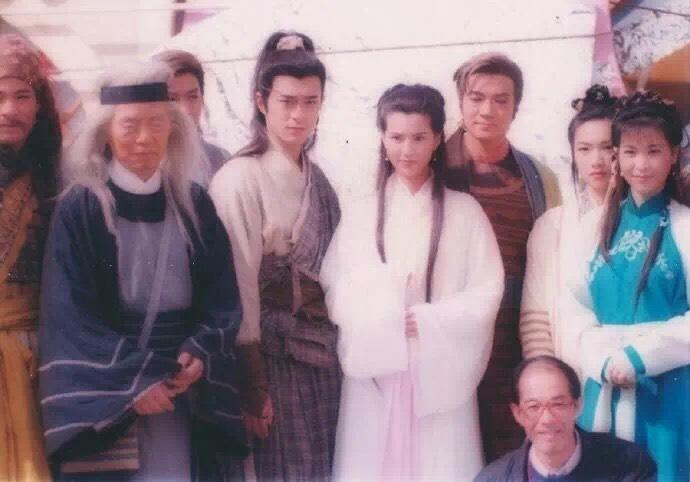 Ảnh hậu trường chưa từng tiết lộ của Thần điêu đại hiệp 1995-8