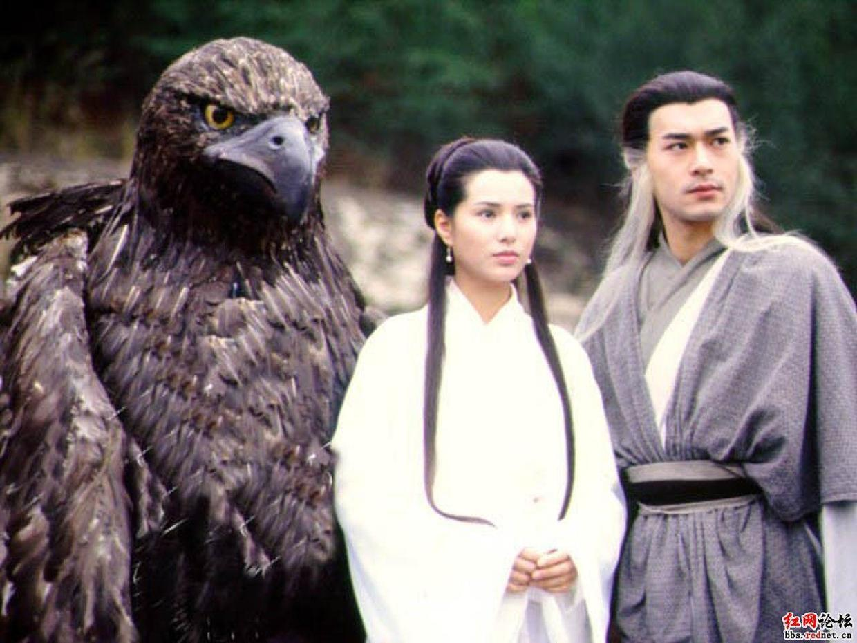 Ảnh hậu trường chưa từng tiết lộ của Thần điêu đại hiệp 1995-1