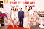 Vi Nhạn Ngọc chúc mừng khai trương TMV Hồng Anh