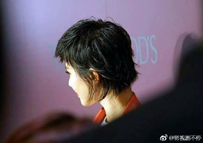Tóc ngắn lởm chởm, Lưu Thi Thi vẫn cực kỳ xinh đẹp quyến rũ mọi ánh nhìn-8
