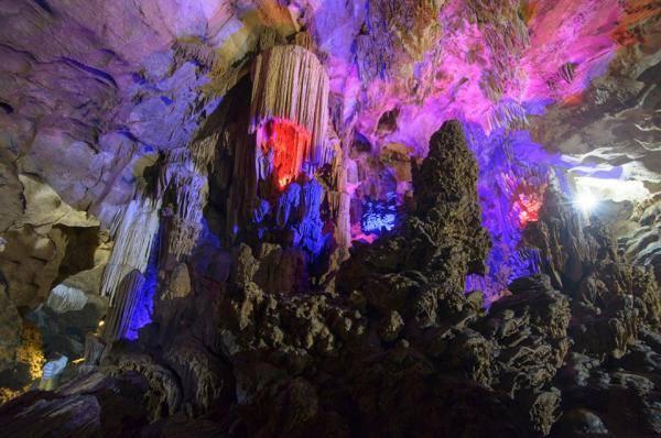 Lạc bước đến hang Ghị Rằng - chốn bồng lai tiên cảnh nơi hạ giới-2